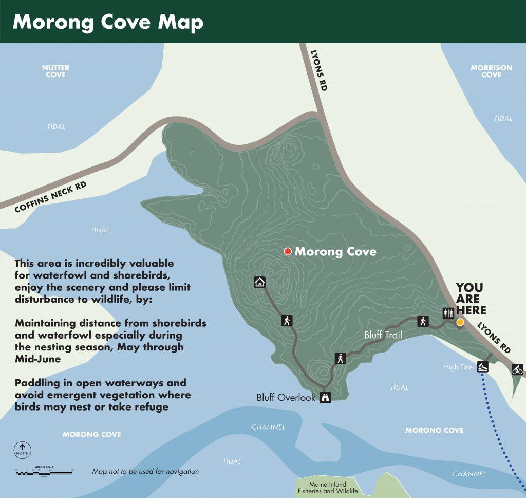 Morong Cove Map