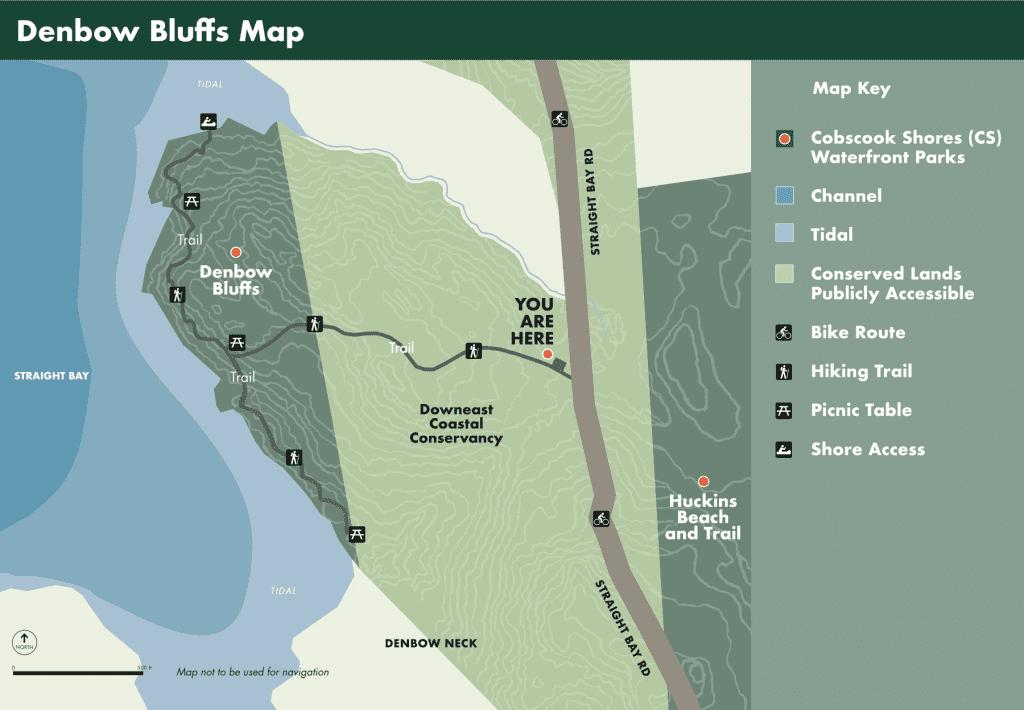 Denbow_Bluffs_Map